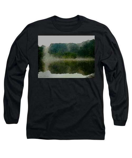 Cloaked Fluidity Long Sleeve T-Shirt