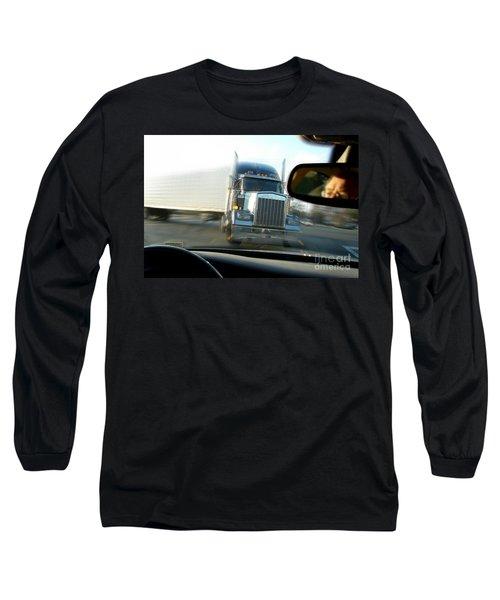 Close Call Long Sleeve T-Shirt