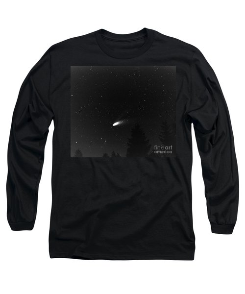 Long Sleeve T-Shirt featuring the photograph Close Encounter 2 by Nick  Boren