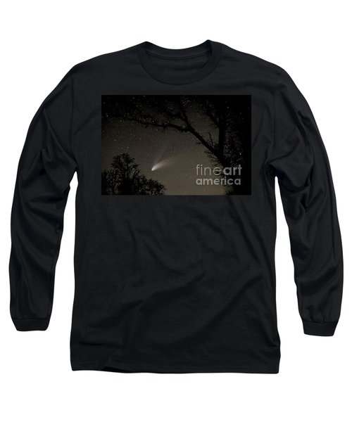 Long Sleeve T-Shirt featuring the photograph Close Encounter by Nick  Boren