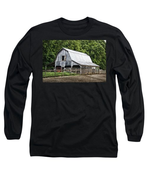 Clubhouse Road Barn Long Sleeve T-Shirt