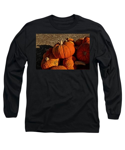 Knarly Pumpkin Long Sleeve T-Shirt