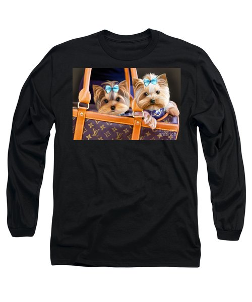 Coco And Lola Long Sleeve T-Shirt