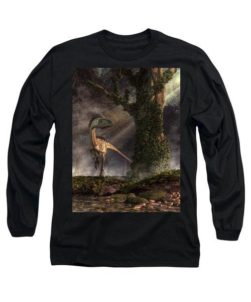 Coelophysis Long Sleeve T-Shirt