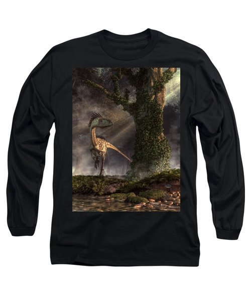 Coelophysis Long Sleeve T-Shirt