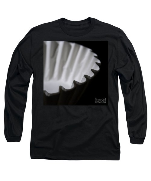 Coffee Filters Long Sleeve T-Shirt
