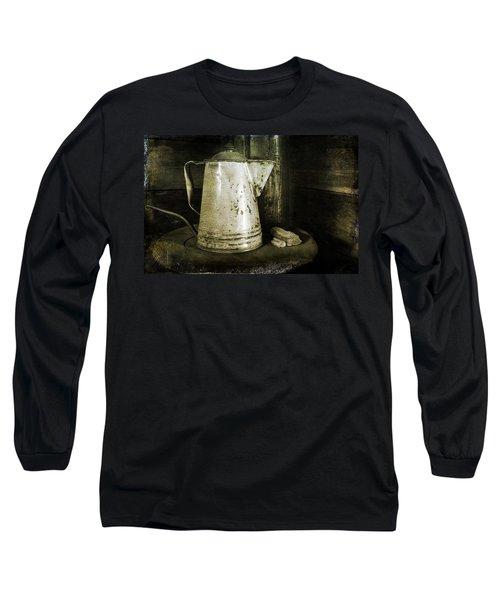 Little Coffee House On The Prairie Long Sleeve T-Shirt