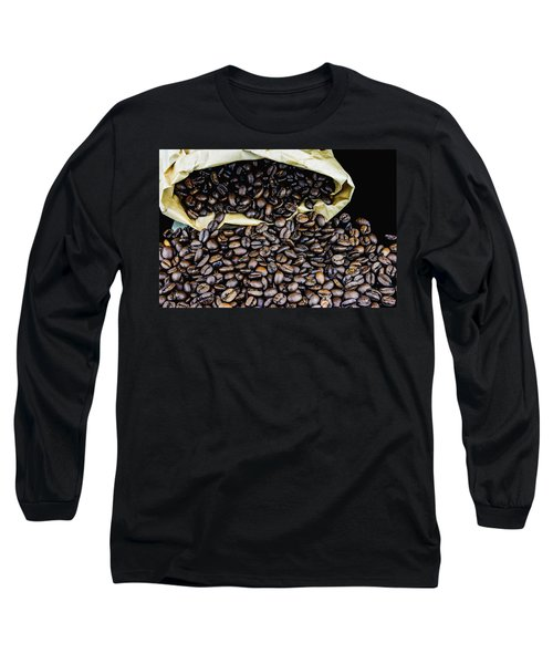 Coffee Unmilled  Long Sleeve T-Shirt