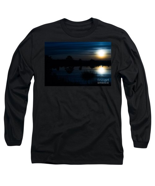 Cold Winter Morning Long Sleeve T-Shirt