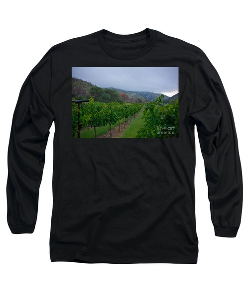 Colibri Vineyards Long Sleeve T-Shirt