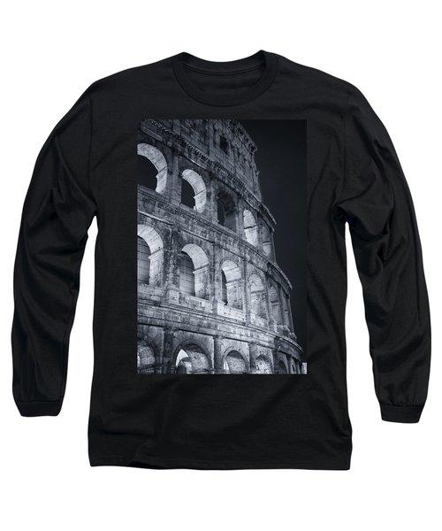 Colosseum Before Dawn Long Sleeve T-Shirt