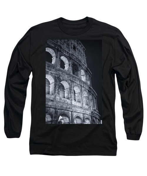 Colosseum Before Dawn Long Sleeve T-Shirt
