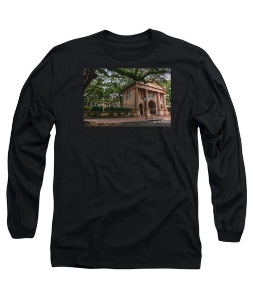 College Of Charleston Campus Long Sleeve T-Shirt