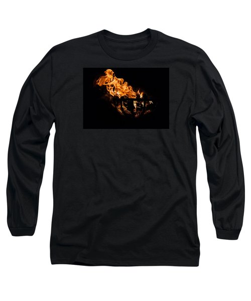 Fire Cresset Two Long Sleeve T-Shirt