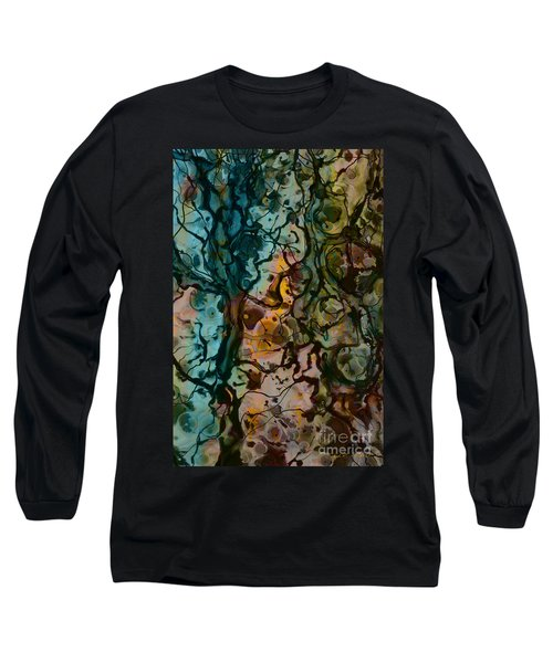 Color Abstraction Xvi Long Sleeve T-Shirt
