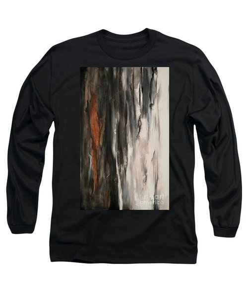 Color Harmony 19 Long Sleeve T-Shirt by Emerico Imre Toth