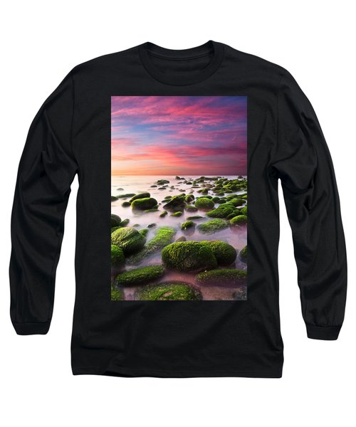 Color Harmony Long Sleeve T-Shirt