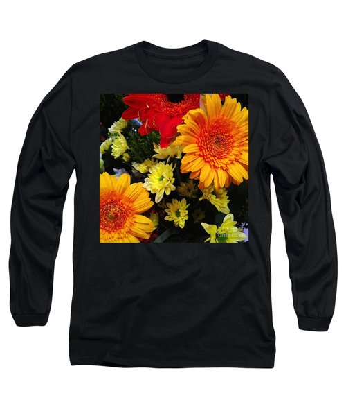 Color Me Bright Long Sleeve T-Shirt
