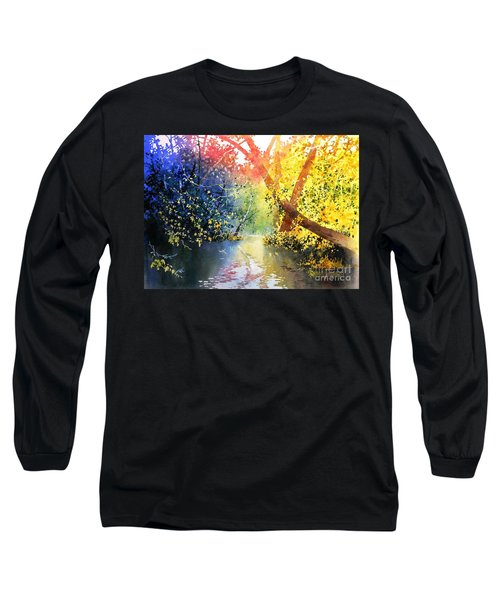 Color Of Trees Long Sleeve T-Shirt
