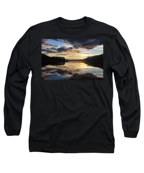 Colorado Sunset Long Sleeve T-Shirt