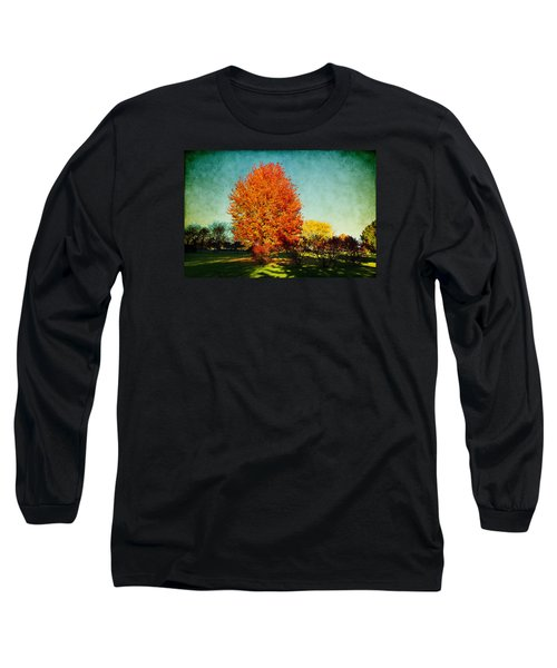 Colorful Autumn Long Sleeve T-Shirt