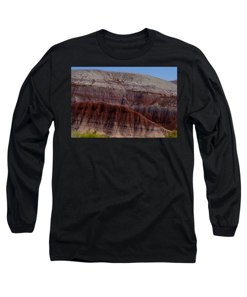 Colorful Mountain Long Sleeve T-Shirt