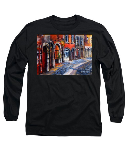 Colors Of Lyon 2 Long Sleeve T-Shirt