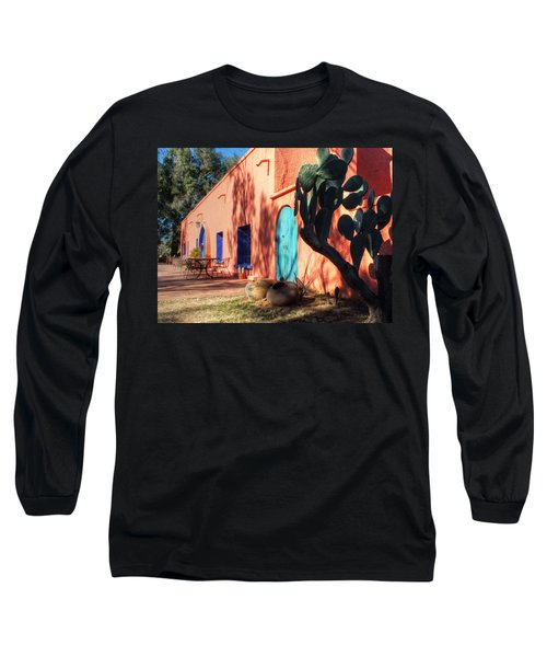 Colors Of The Desert Southwest Long Sleeve T-Shirt