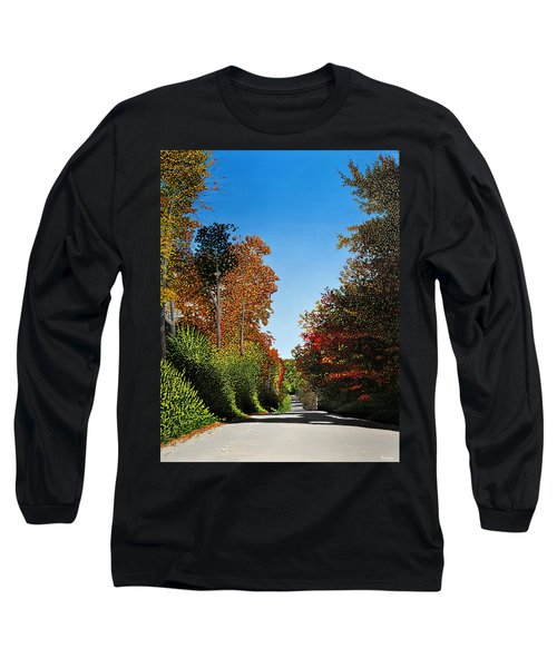 Colours Of Caledon Long Sleeve T-Shirt