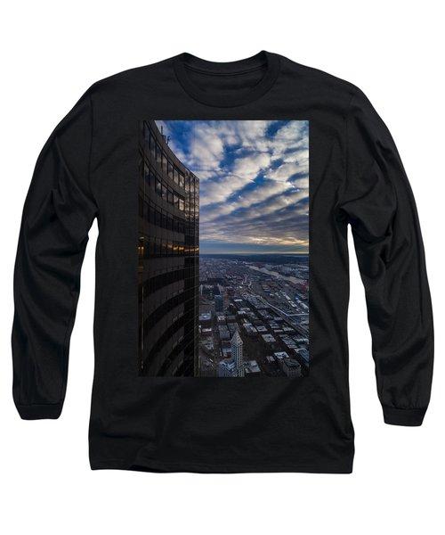Columbia Center Skies Reflected Long Sleeve T-Shirt