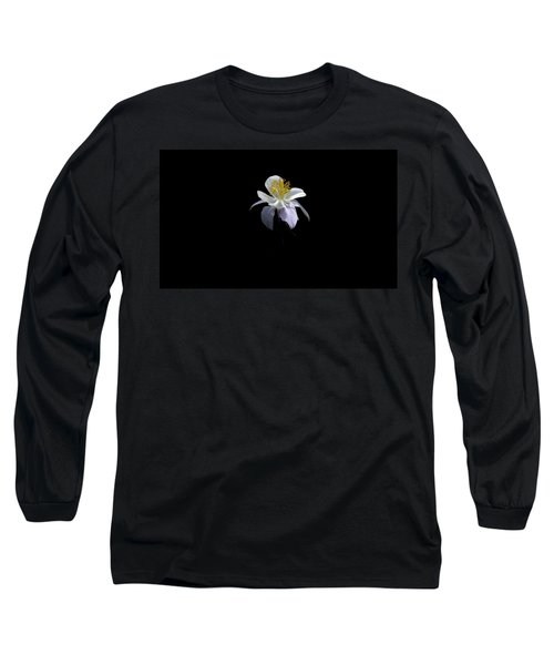 Long Sleeve T-Shirt featuring the photograph Columbine by David Andersen