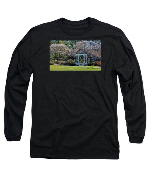 Come Into The Garden Long Sleeve T-Shirt by Cynthia Guinn