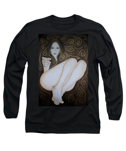 Come To Me Long Sleeve T-Shirt