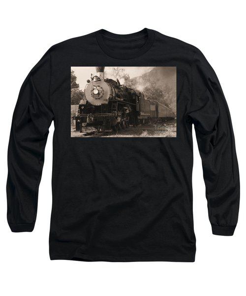 Coming Around The Mountain Long Sleeve T-Shirt