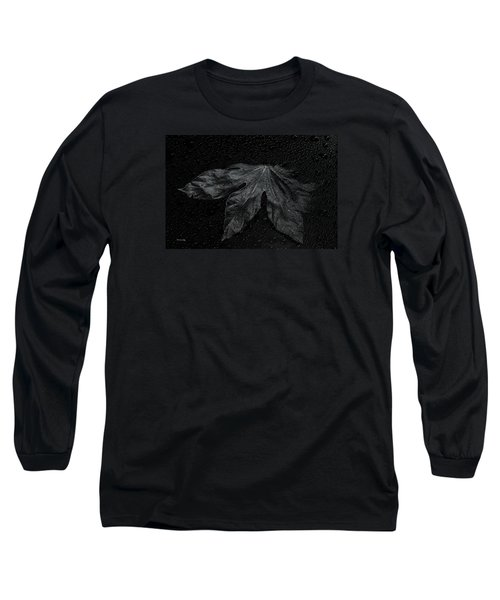 Coming Forward Long Sleeve T-Shirt by Randi Grace Nilsberg