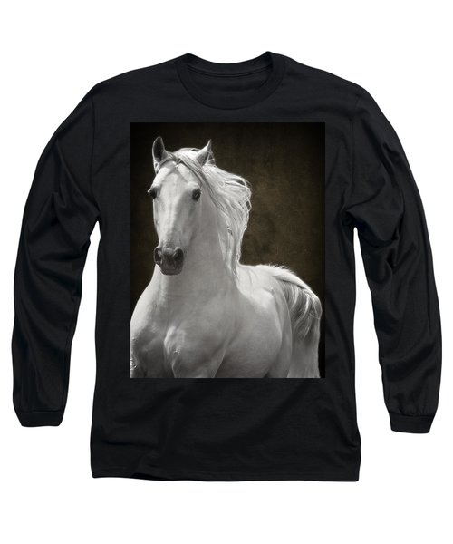 Coming Your Way Long Sleeve T-Shirt by Wes and Dotty Weber
