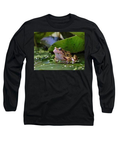 Common Frog Long Sleeve T-Shirt