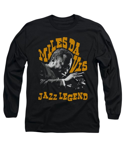 Concord Music - Jazz Legend Long Sleeve T-Shirt