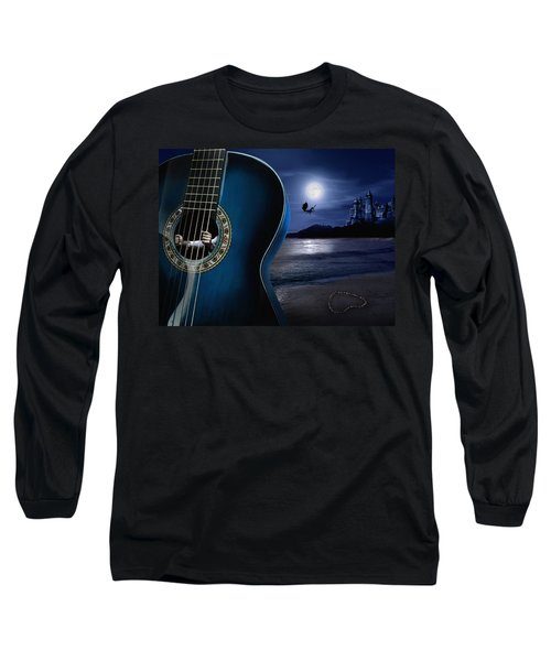 Condemned To Dream Long Sleeve T-Shirt