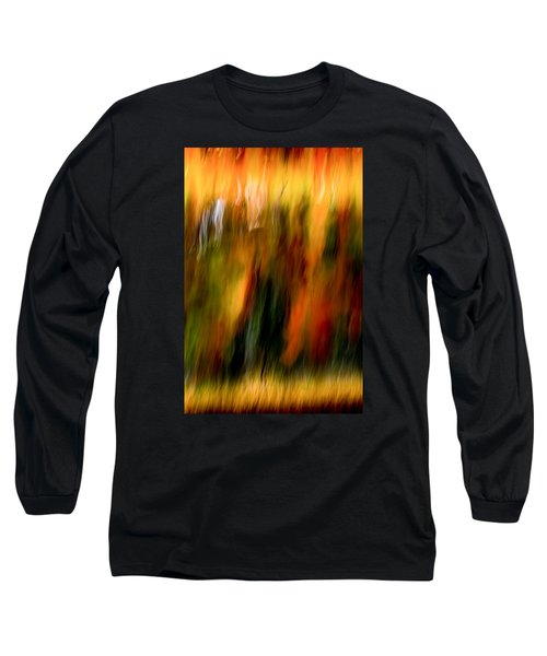 Long Sleeve T-Shirt featuring the photograph Condiments by Darryl Dalton