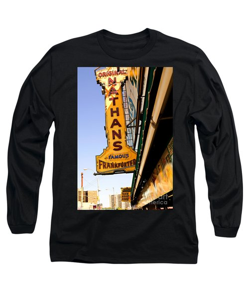 Coney Island Memories 1 Long Sleeve T-Shirt