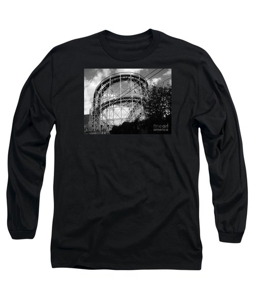 Coney Island Roller Coaster Long Sleeve T-Shirt