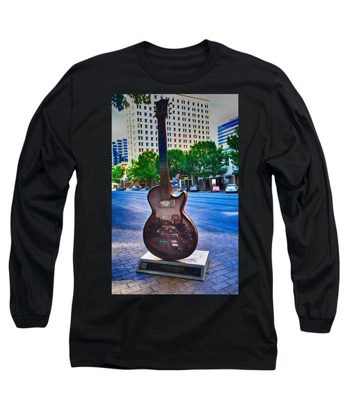 Congress Avenue Sixth String Long Sleeve T-Shirt