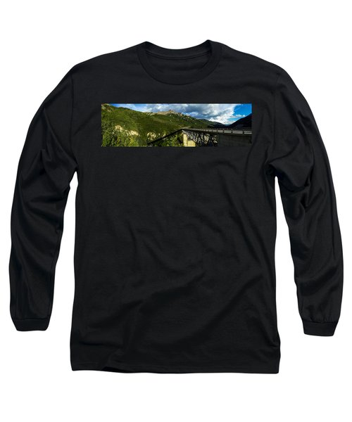 Connecting Life Long Sleeve T-Shirt