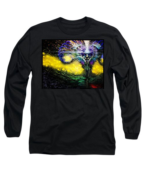 Contemplating The Majestic   Long Sleeve T-Shirt by Tony Koehl