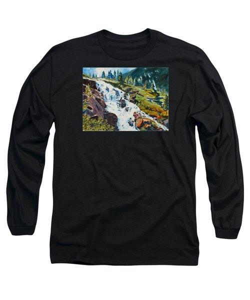 Continental Falls Long Sleeve T-Shirt