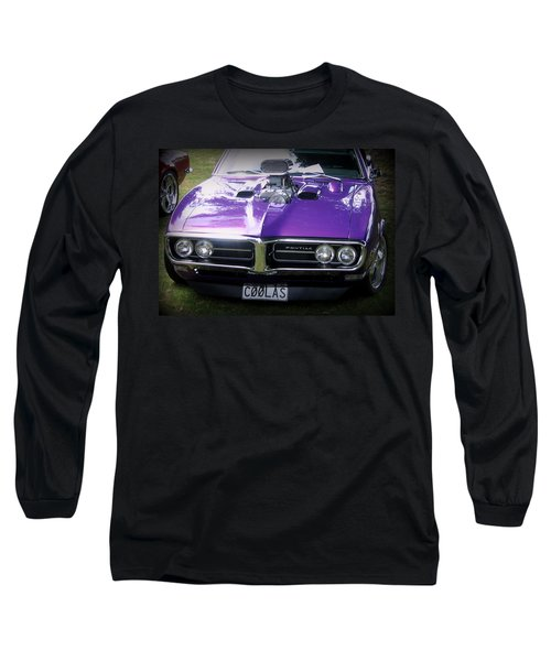 Cool As Long Sleeve T-Shirt