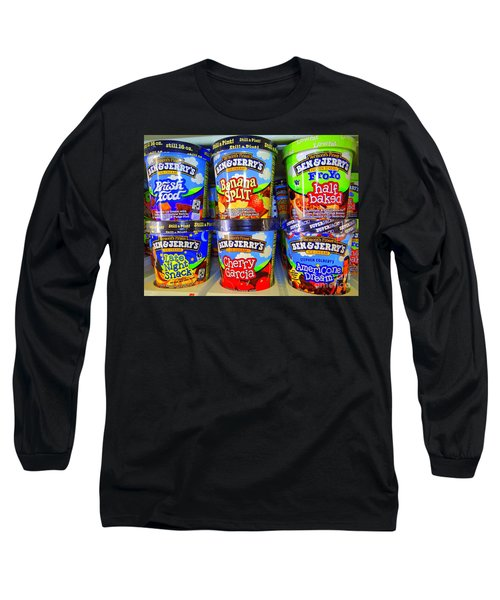 Cool Cremes Long Sleeve T-Shirt