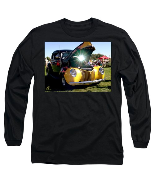 Cool Ride Long Sleeve T-Shirt