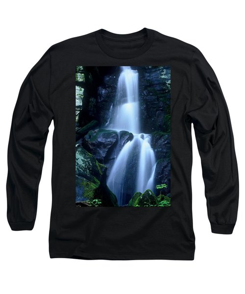 Long Sleeve T-Shirt featuring the photograph Cool Sanctuary by Rodney Lee Williams